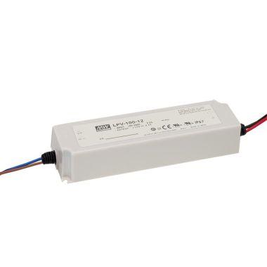 LED DRIVER 100W 12V IP67