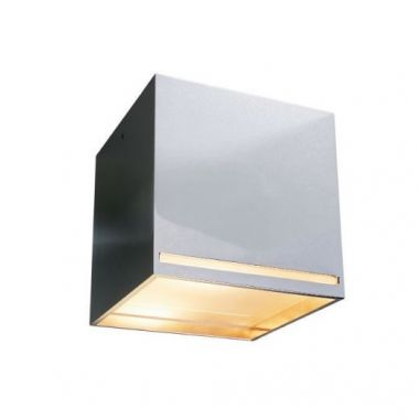 GROOVE 150X150 R7S CEILING BRUSHED ALU 80W (R7S/74,9)*