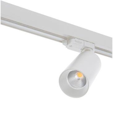 TECO LED 3P-RAILSPOT NAULA 12W 2700K 36° RA95 WIT