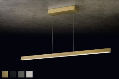 """LED SUSPENSION XENA L """"DIM TO WARM"""" WITH 2X TOUCH DIM"""