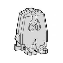FITTING BUIS LAMP G5 (CEBEC)(PKGV=10)