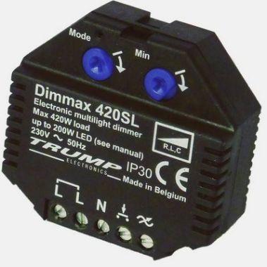 DIMMAX LED 420W / 200W LED 230V