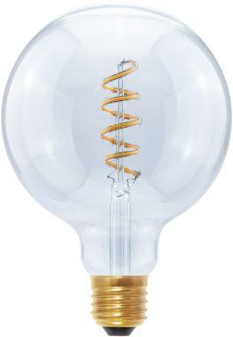 LED CURVED GLOBE 125 - AMBIENT 1900-2700K - 8W - CRI +90 190