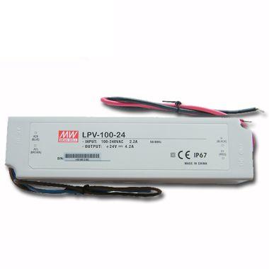 LED DRIVER 100W 24V IP67