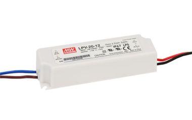 LED DRIVER 20W 12V IP67