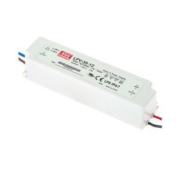 LED DRIVER 35W 12V IP67