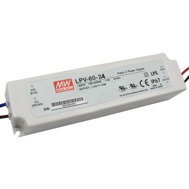LED DRIVER 60W 24V IP67