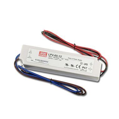 LED DRIVER 60W 12V IP67