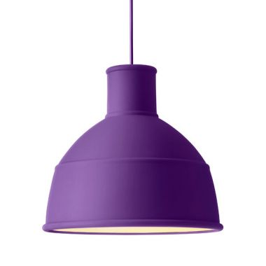 UNFOLD PENDANT PURPLE