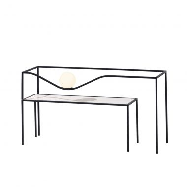 HECO RECTANGULAR TABLE SURFACE CREMA D'ORCIA