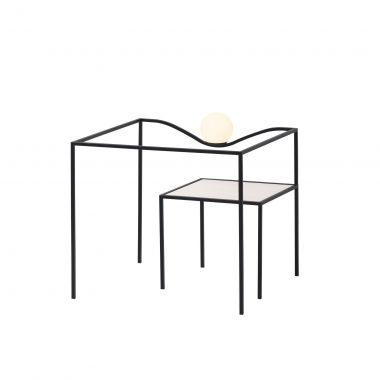 HECO SQUARE TABLE SURFACE CREMA D'ORCIA