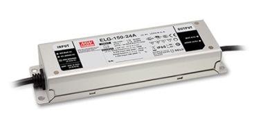 LED VOEDING 12VDC 150W IP67 INCL. 30 CM KABEL