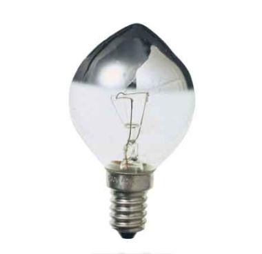 LAMP KOGEL P45 DECOR ZILVER CLASSIC P SPIEGELREFL. 25W