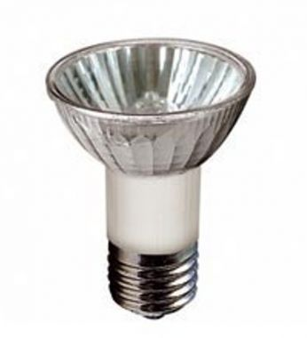 PAR16 HALOG. REFL. LAMP 230V E27, Ø51MM 50W LTD