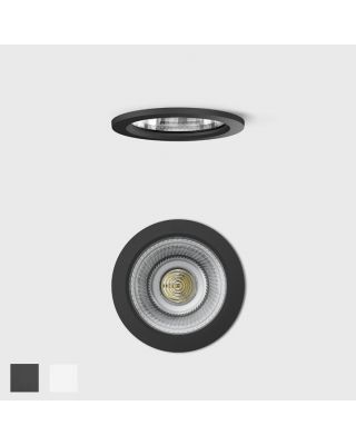 RECESSED CEILING LUMINAIRE, FOR INDOOR- AND OUTDOOR USE