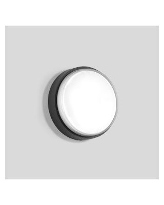 CEILING + WALL LUMINAIRE, FOR INDOOR- & OUTDOOR USE