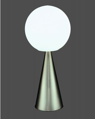 BILIA LAMPE DE TABLE Ø 20X43 BRASS CONE 9W LED 2700K