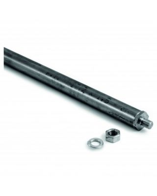 GROUND PIN 250MM STEEL