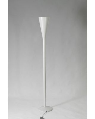 LUMINATOR LAMPADAIRE METALLIC BLUE - WHITE