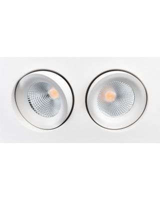 JUNISTAR LUX SQUARE 2X7W LED