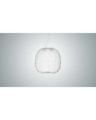 SPOKES 2 HANGING WHITE DIMMABLE 38,5W 2700K