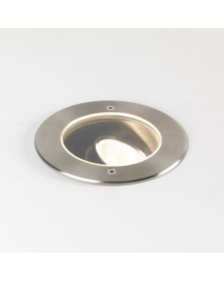 CROMARTY 120 LED SPOT STAINLESS STEEL