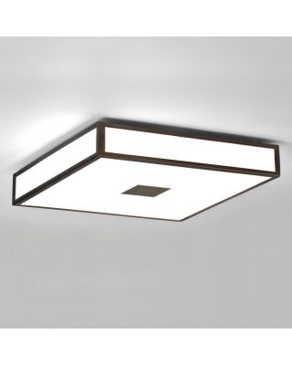 MASHIKO 400 SQUARE LED EMERGENCY SELFTEST