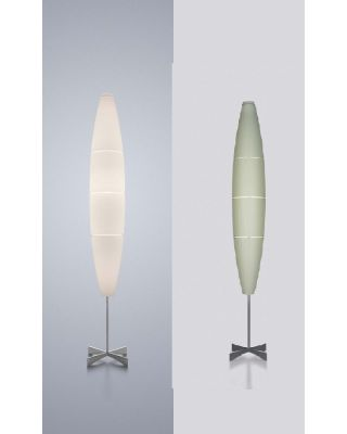 FOSCARINI HAVANA FLOOR LAMP WHITE