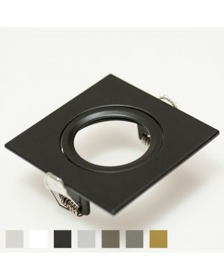 DOWNLIGHT RING, VIERKANT #88(Ø76)MM