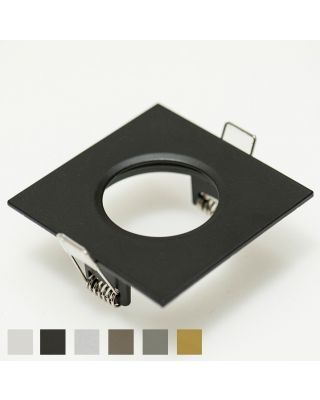 DOWNLIGHT RING, VIERKANT 82(Ø72)MM