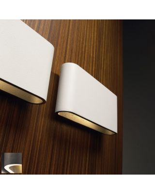 SOLO WALL LAMP LED 26CM BRONZE