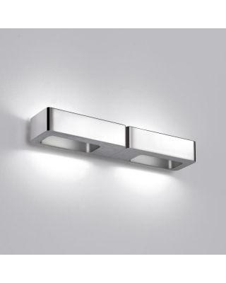 LINGOTTO LED PARETE/WALL DOPPIA/DOUBLE BODY LED 230V28W  ALL