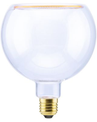 LED FLOATING GLOBE 125 CLEAR 8W 450LM 2200K E27 350LM