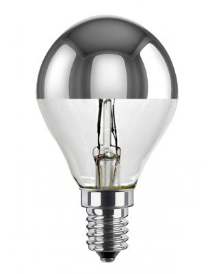 LED BULB 3.5W MIRROR HEADED 2000K-2900K 90LM