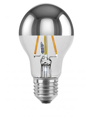 LED BULB 4W MIRROR HEADED 2000K-2900K 200LM