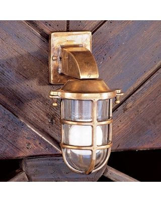 LINEA CAMBUSA WALL LAMP BRONZE
