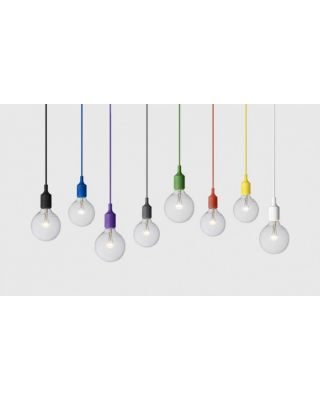 E27 - PENDANT LAMP - LED