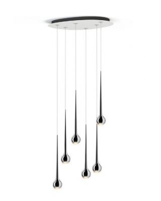 FALLING WATER CLOUD 6 ALU POL/WHITE