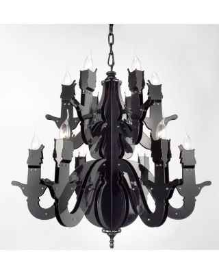 NIGHTWATCH CHANDELIER ROUND