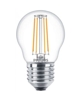 FILAMENT LED CLASSIC A45 4.3W E27 470LM NO DIM