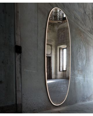 LA PLUS BELLE MIRROR FLOS