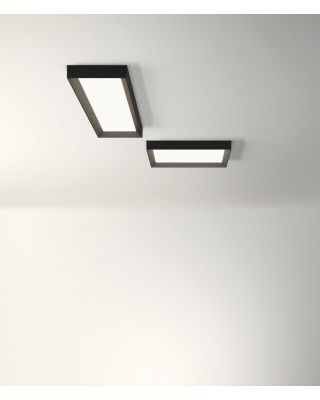 UP CEILING LAMPS MATT WHITE LACQUER DIMMABLE DIMMABLE