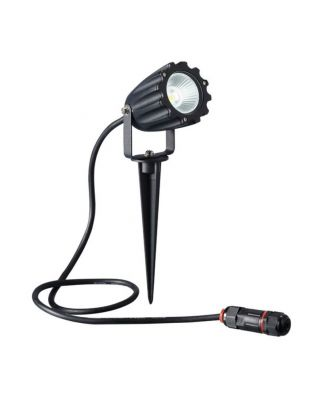 START ECO SPIKELIGHT IP67 360LM 830 MN BLK