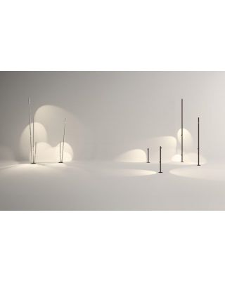 BAMBOO OUTDOOR LAMPS MATT OFF-WHITE LACQUER
