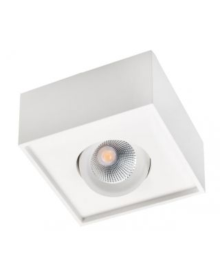 CUBE LUX WHITE 7W LED 3000K