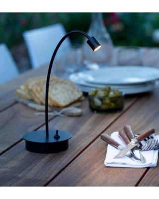 LEDSMEET READING LAMP WITH RECHARGEABLE BATTERY