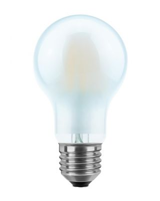 LED BULB FROSTED 2700 K E27 760 LM