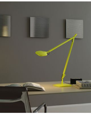 LAMP TASK VOLEE LED LUMINOUS YELLOW
