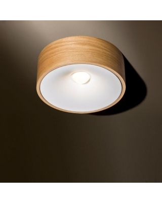 [DALSGAARD] JAMES SURFACE MOUNTED MAINS DIMMABLE OAK + TEXTU