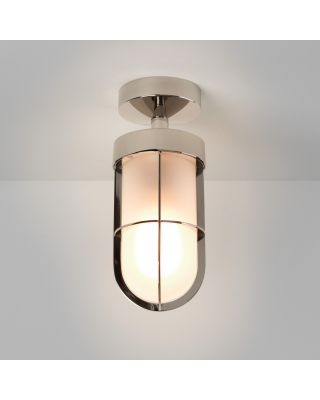 CABIN SEMI FLUSH FROSTED CEILING